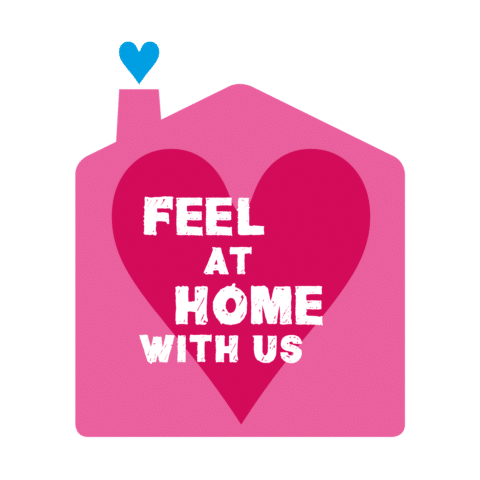 Feel at home with us